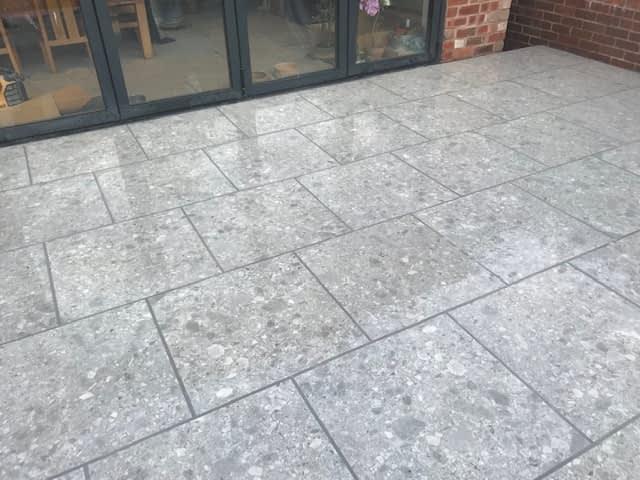 exterior porcelain macclesfield