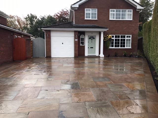 Landscape gardener macclesfield area