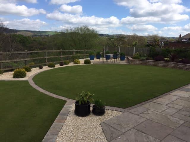 macclesfield gardener